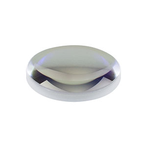 LA1085-B - N-BK7 Plano-Convex Lens, Ø18.0 mm, f = 30.0 mm, AR Coating: 650 - 1050 nm