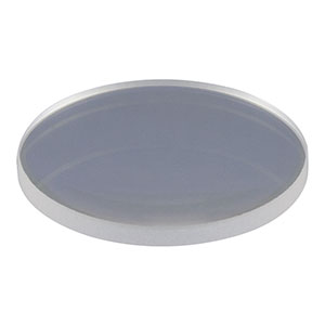 LA1229-B - N-BK7 Plano-Convex Lens, Ø1in, f = 175 mm, AR Coating: 650 - 1050 nm
