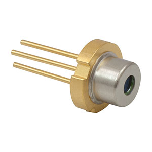 L808P010 - 808 nm, 10 mW, Ø5.6 mm, A Pin Code, Laser Diode