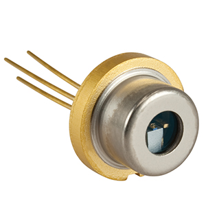 L852P100 - 852 nm, 100 mW, Ø9 mm, A Pin Code, Laser Diode