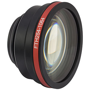 FTH254-1064 - F-Theta Scan Lens, f = 254 mm, 1064 nm Design Wavelength, M85 x 1.0