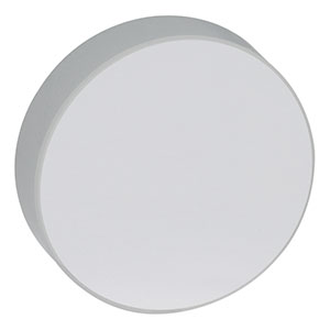 CCM254-100-F01 - Ø1in UV-Enhanced Al-Coated Concave Cylindrical Mirror, f=100.0 mm