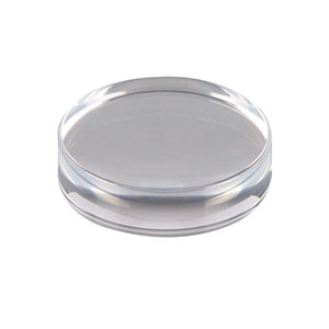 354280-A - f = 18.40 mm, NA = 0.15, Unmounted Aspheric Lens, ARC: 350 - 700 nm