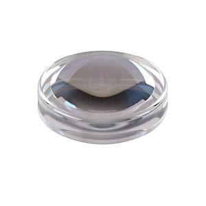 354330-C - f = 3.1 mm, NA = 0.7, Unmounted Aspheric Lens, ARC: 1050 - 1700 nm