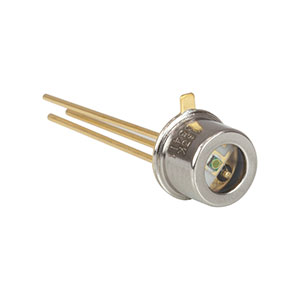FD05D - InGaAs Photodiode, 17 ns Rise Time, 900-2600 nm, Ø0.5 mm Active Area
