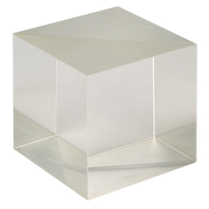 BS031 - 50:50 Non-Polarizing Beamsplitter Cube, 400 - 700 nm, 2in