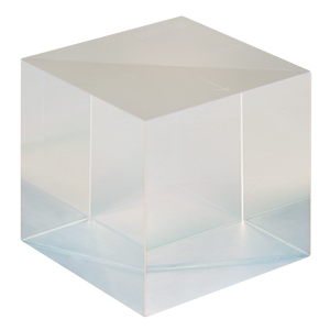 BS032 - 50:50 Non-Polarizing Beamsplitter Cube, 700 - 1100 nm, 2in