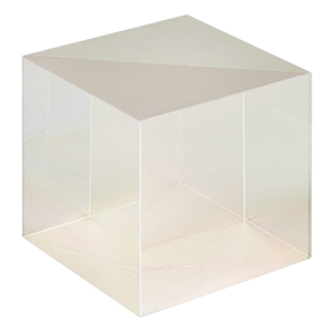BS033 - 50:50 Non-Polarizing Beamsplitter Cube, 1100 - 1600 nm, 2in