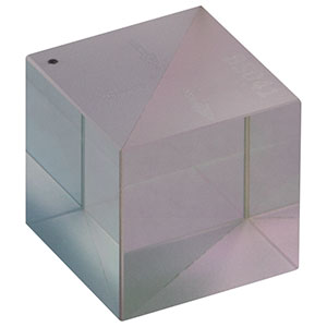 BS041 - 10:90 (R:T) Non-Polarizing Beamsplitter Cube, 700 - 1100 nm, 1/2in