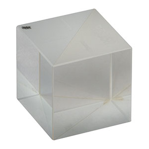 BS058 - 70:30 (R:T) Non-Polarizing Beamsplitter Cube, 400 - 700 nm, 10 mm