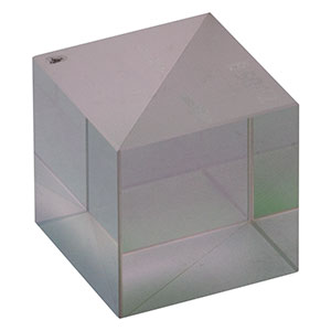 BS062 - 70:30 (R:T) Non-Polarizing Beamsplitter Cube, 700 - 1100 nm, 1/2in