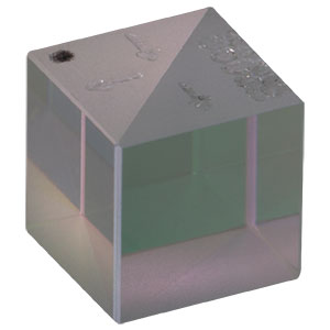 BS069 - 90:10 (R:T) Non-Polarizing Beamsplitter Cube, 1100 - 1600 nm, 5 mm