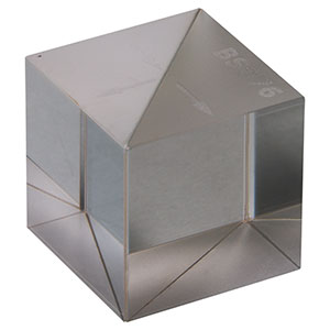 BS076 - 90:10 (R:T) Non-Polarizing Beamsplitter Cube, 400 - 700 nm, 20 mm