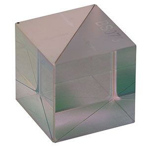 BS078 - 90:10 (R:T) Non-Polarizing Beamsplitter Cube, 1100 - 1600 nm, 20 mm