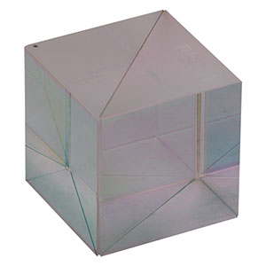 BS081 - 30:70 (R:T) Non-Polarizing Beamsplitter Cube, 1100 - 1600 nm, 20 mm