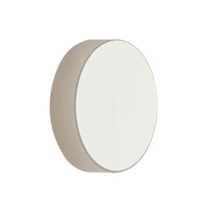 CM254-200-P01 - Ø1in Silver-Coated Concave Mirror, f = 200.0 mm