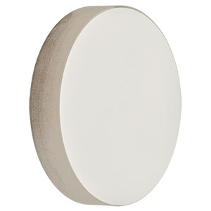 CM508-500-P01 - Ø2in Silver-Coated Concave Mirror, f = 500.0 mm