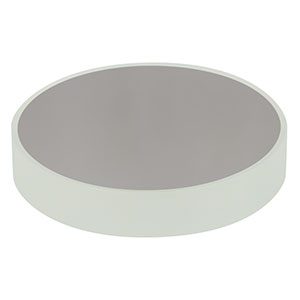 CM508-1000-E02 - Ø2in Dielectric-Coated Concave Mirror, 400 - 750 nm, f = 1000 mm
