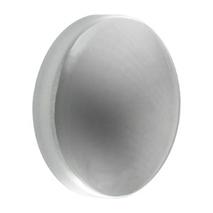 LA5030 - Ø1/2in CaF<sub>2</sub> Plano-Convex Lens, f = 30.0 mm, Uncoated