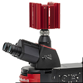 Cooled CMOS Microscope Camera