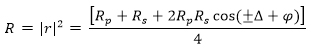 power reflection equation