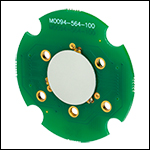Piezoelectric Deformable Mirror Board