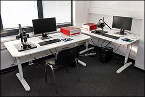 Lübeck Demo Room