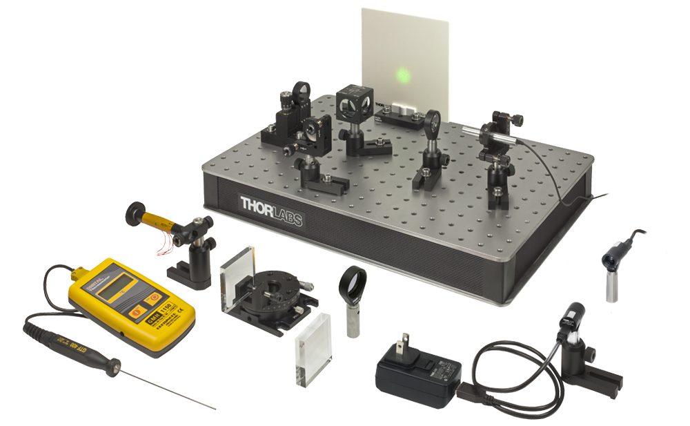 Michelson Interferometer Educational Kit