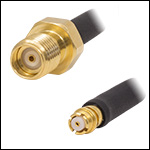 SMA-to-SMP Microwave Cable