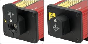 Nanosecond Pulsed Laser Shutter