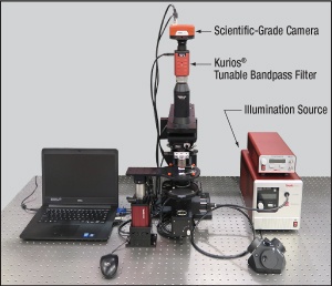 Hyperspectral Imaging Cerna Microscope