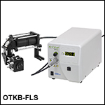 Optical Tweezers Fluorescence Microscopy Module